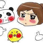 「けちんぼ(つまらないことですぐ怒ったり、すねたりする人)」と「けちんぼ(お金に関してケチな人)」は韓国語で何という?