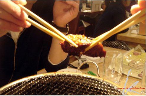 韓国のお箸文化